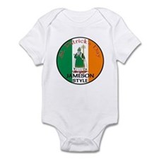 Jameson, St. Patrick's Day Infant Bodysuit