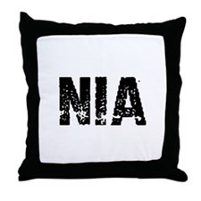 Nia Throw Pillow