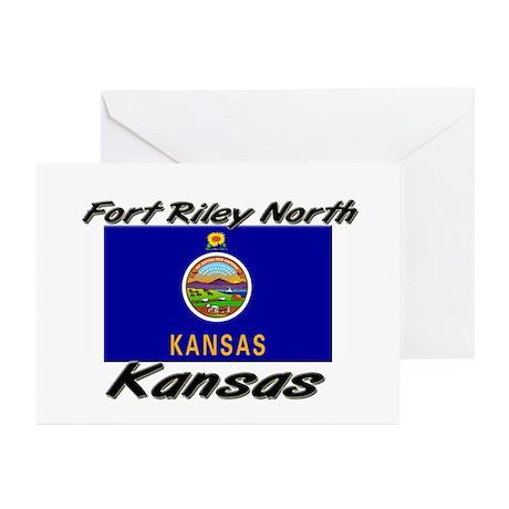 Fort Riley North Kansas Greeting Cards (Pk of 10)