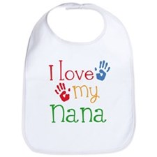 Cute Nana Bib