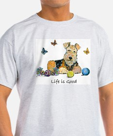 Funny Airedale T-Shirt
