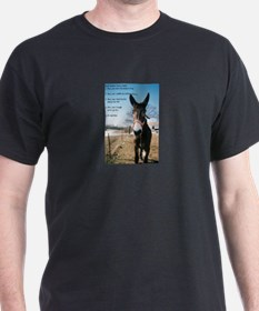 Cute Mule humor T-Shirt