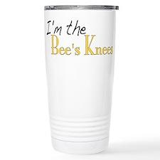 Funny Bee sayings Travel Mug
