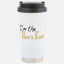 Cute Grandma bee Travel Mug
