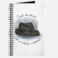 Hat For Leonard Crazy Dream Journal