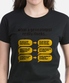 Unique Genealogist Tee