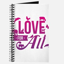 Love for All Journal