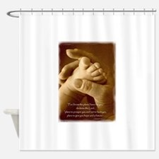 jeremiah 29 - plans for you.jpg Shower Curtain