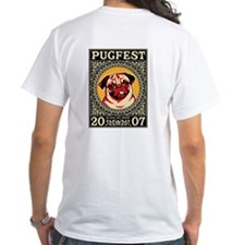 PUGFEST 07 2-sided Shirt