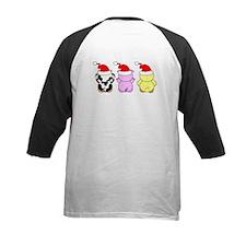 Cow, Pig & Chicken Santas Tee