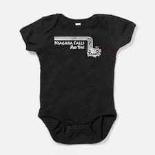 Niagara Falls New York Baby Bodysuit