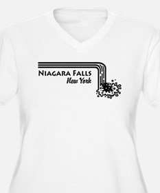 Niagara Falls New T-Shirt