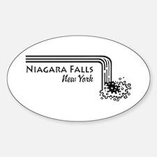 Niagara Falls New York Decal