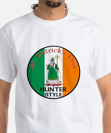 Hunter, St. Patrick's Day Shirt