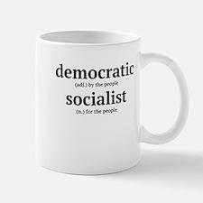 democratic socialist Mugs