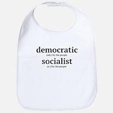democratic socialist Bib