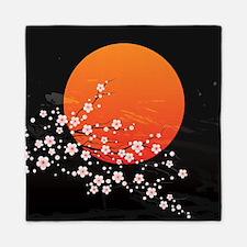 Asian Night Queen Duvet