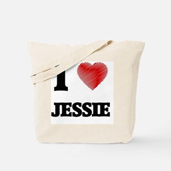 Cool Jessie Tote Bag