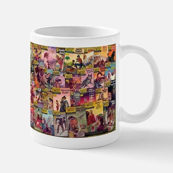 classicsillustrated Mugs