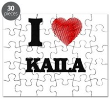 I Love Kaila Puzzle