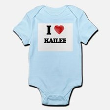 I Love Kailee Body Suit