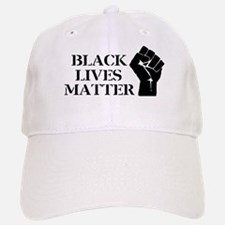 Black Lives Matter - Raised Clenched Fist Baseball Baseball Cap