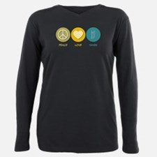 Unique Tax accountant Plus Size Long Sleeve Tee