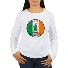 Houghton, St. Patrick's Day T-Shirt
