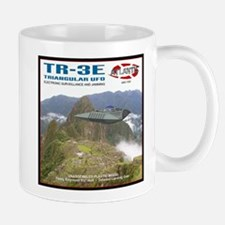 TR-3E Triangular Anti Gravity Space Craft UFO Mugs