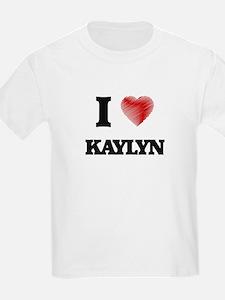 I Love Kaylyn T-Shirt