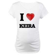 I Love Keira Shirt