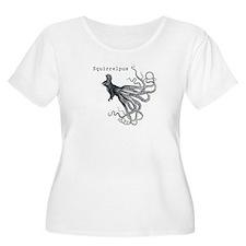 Cute Black white animal T-Shirt