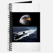 Unique Navy submarine Journal