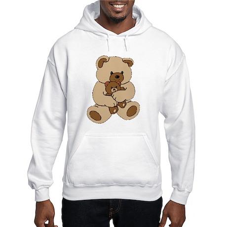 Teddy Bear Buddies Hooded Sweatshirt