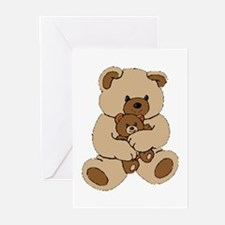 Teddy Bear Buddies Greeting Cards (Pk of 20)