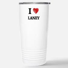 I Love Laney Travel Mug