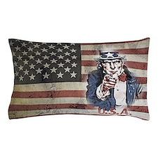 Unique Uncle sam Pillow Case