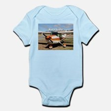 Born to fly: high wing aircraft Body Suit