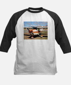 Born to fly: high wing aircraft Baseball Jersey