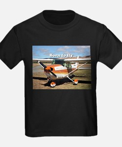 Born to fly: high wing aircraft T-Shirt