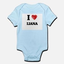 I Love Liana Body Suit