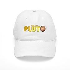 Long Live Pluto Baseball Cap