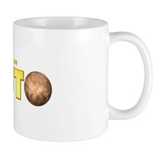 Long Live Pluto Mug