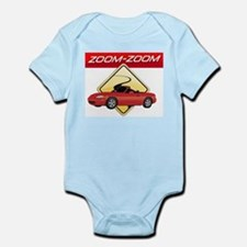 Cute Mx 5 Infant Bodysuit