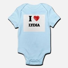 I Love Lydia Body Suit