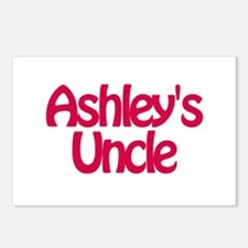 Ashley's Uncle Postcards (Package of 8)