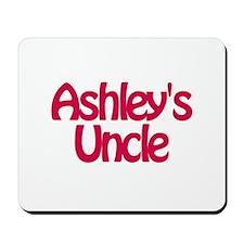 Ashley's Uncle Mousepad