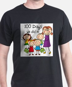 Unique 100 days of school T-Shirt
