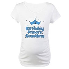 1st Birthday Prince's Grandma Shirt