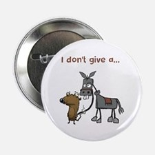 "I don't give a... 2.25"" Button (10 pack)"